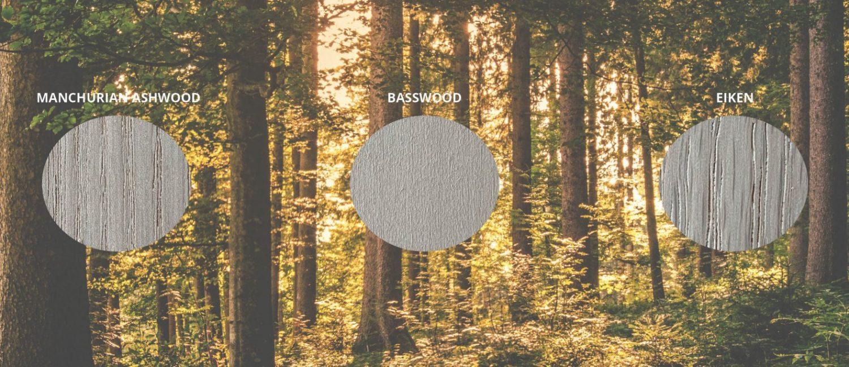 Kies je gewenste houtsoort | Blend®