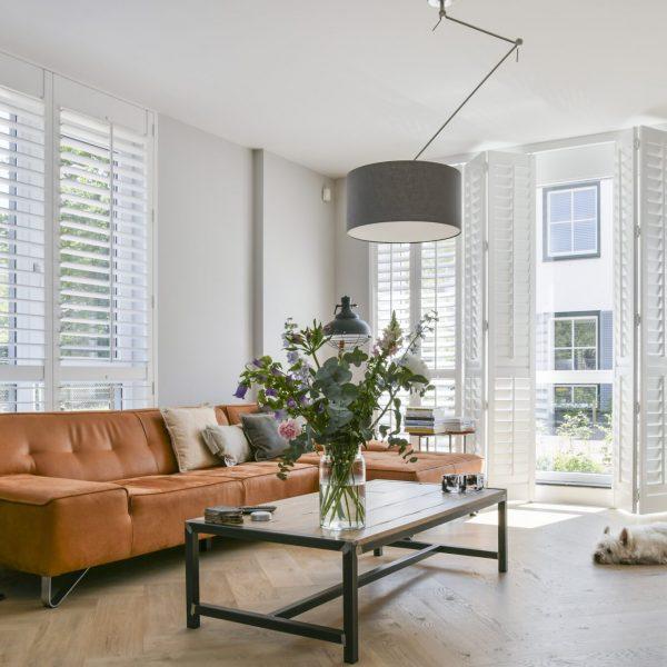 Shutters als raamdecoratie - alle ruimtes - Blend