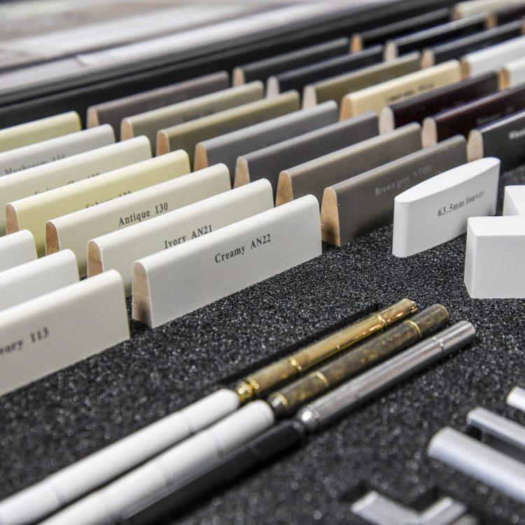 Shutters Blend® keuze uit verschillende kleurstalen