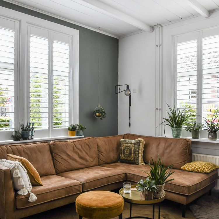 Shutters eyecather in je interieur | Blend®